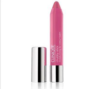 New‼️ Clinique Chubby Stick Moisturizing Lip(Balm)